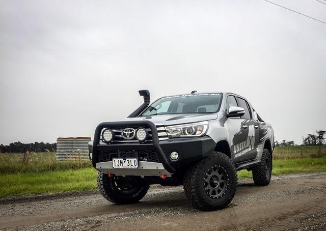 Bullbars and Nudgebars – PROCHECK Automotive