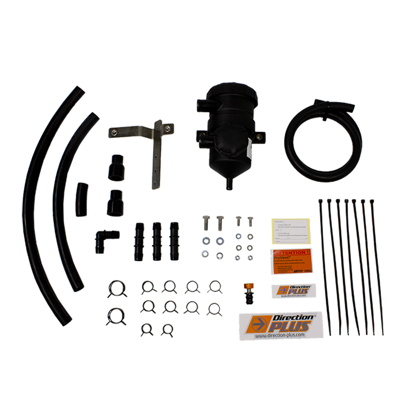 NISSAN NAVARA D40 (manual) PROVENT® OIL SEPARATOR KIT PV618DPK