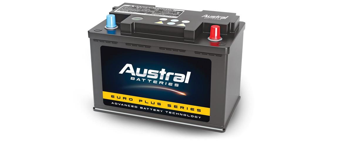 AUSTRAL 105D31R / N70ZZ BATTERY