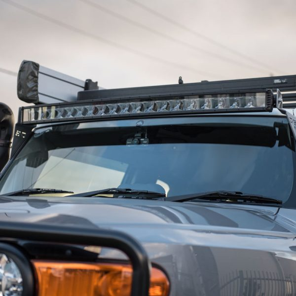 CURVED 50 INCH ST2K SUPER DRIVE 20 LED LIGHT BAR