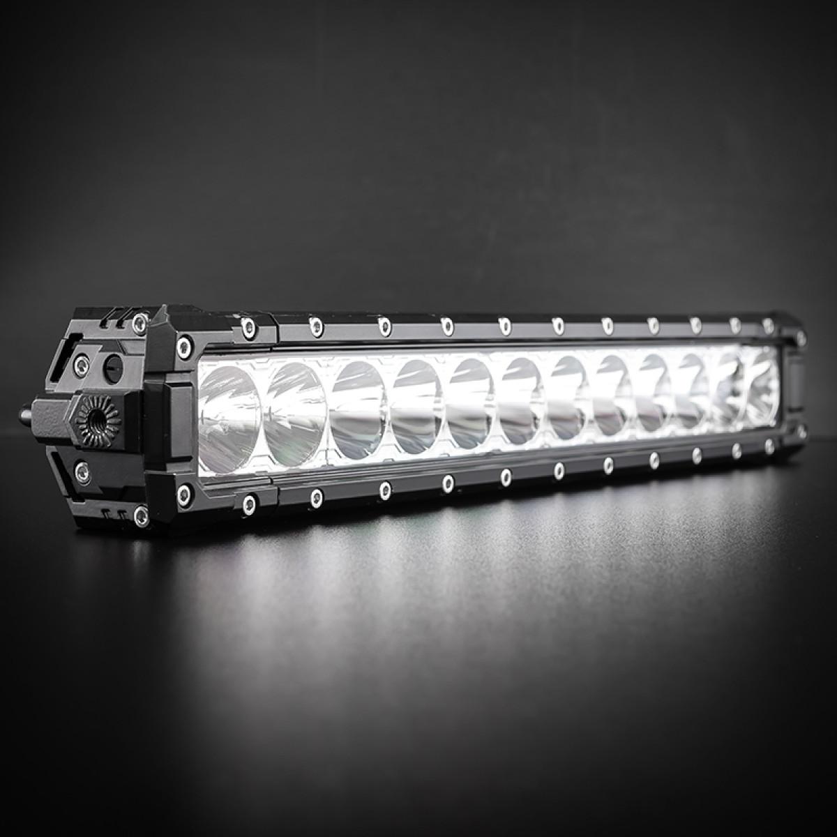 ST3301 18.6 INCH 12 CREE LED SINGLE ROW LIGHT BAR