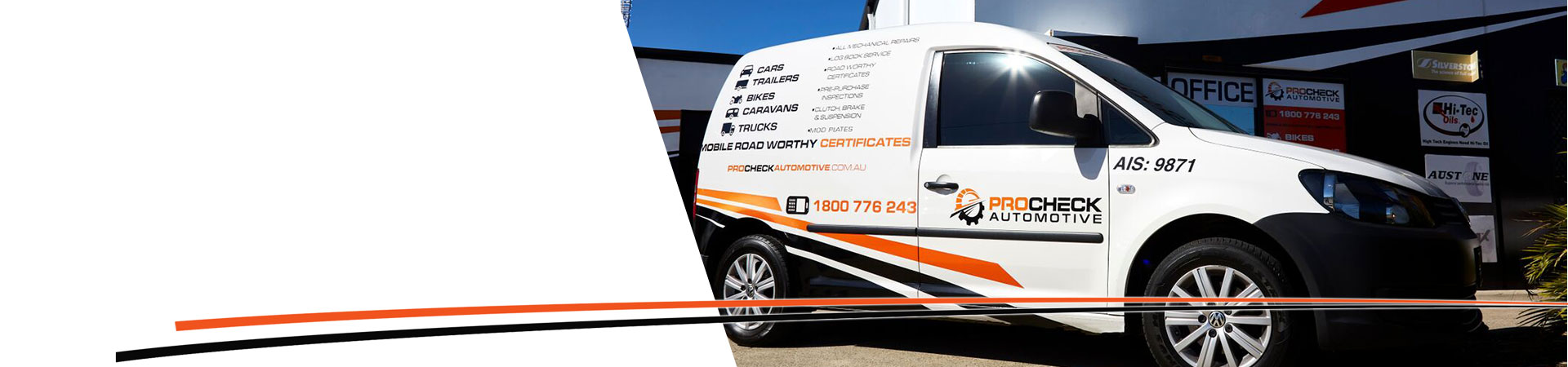 Mobile Servicing - Procheck Automotive