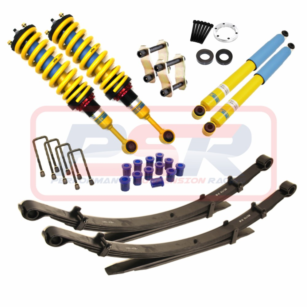PSR Mazda BT-50 / Ford PX Ranger Bilstein 3″ Lift Kit