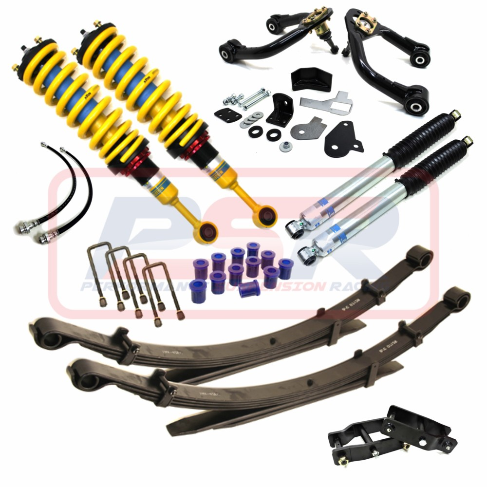 PSR Mazda BT-50 / Ford PX Ranger Bilstein 4″ Lift Kit