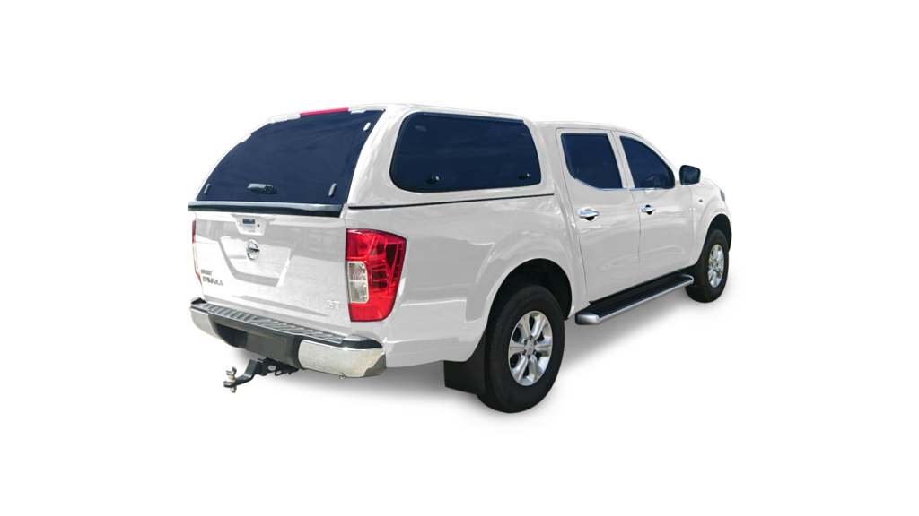 ELITE SMOOTH CANOPY TO SUIT NISSAN NP300 DUAL CAB 2015 To Current
