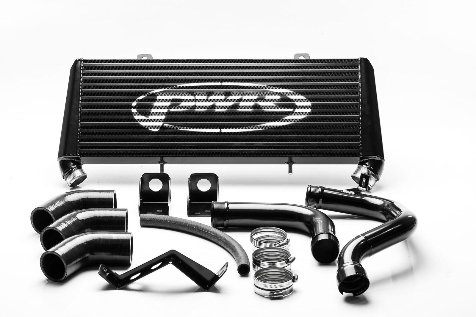 PWR Nissan Navara D23 NP300 Intercooler Kit Black PWI65094BK