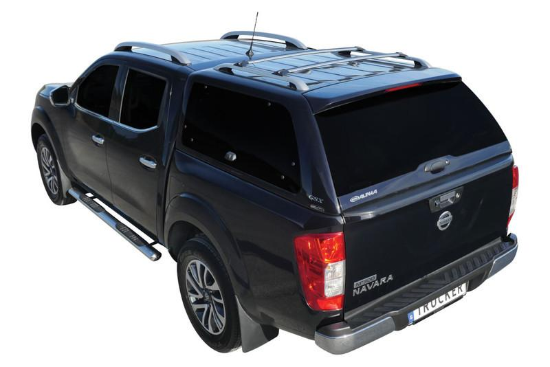 PREMIUM SMOOTH CANOPY TO SUIT NISSAN NP300 DUAL CAB 2015 To Current