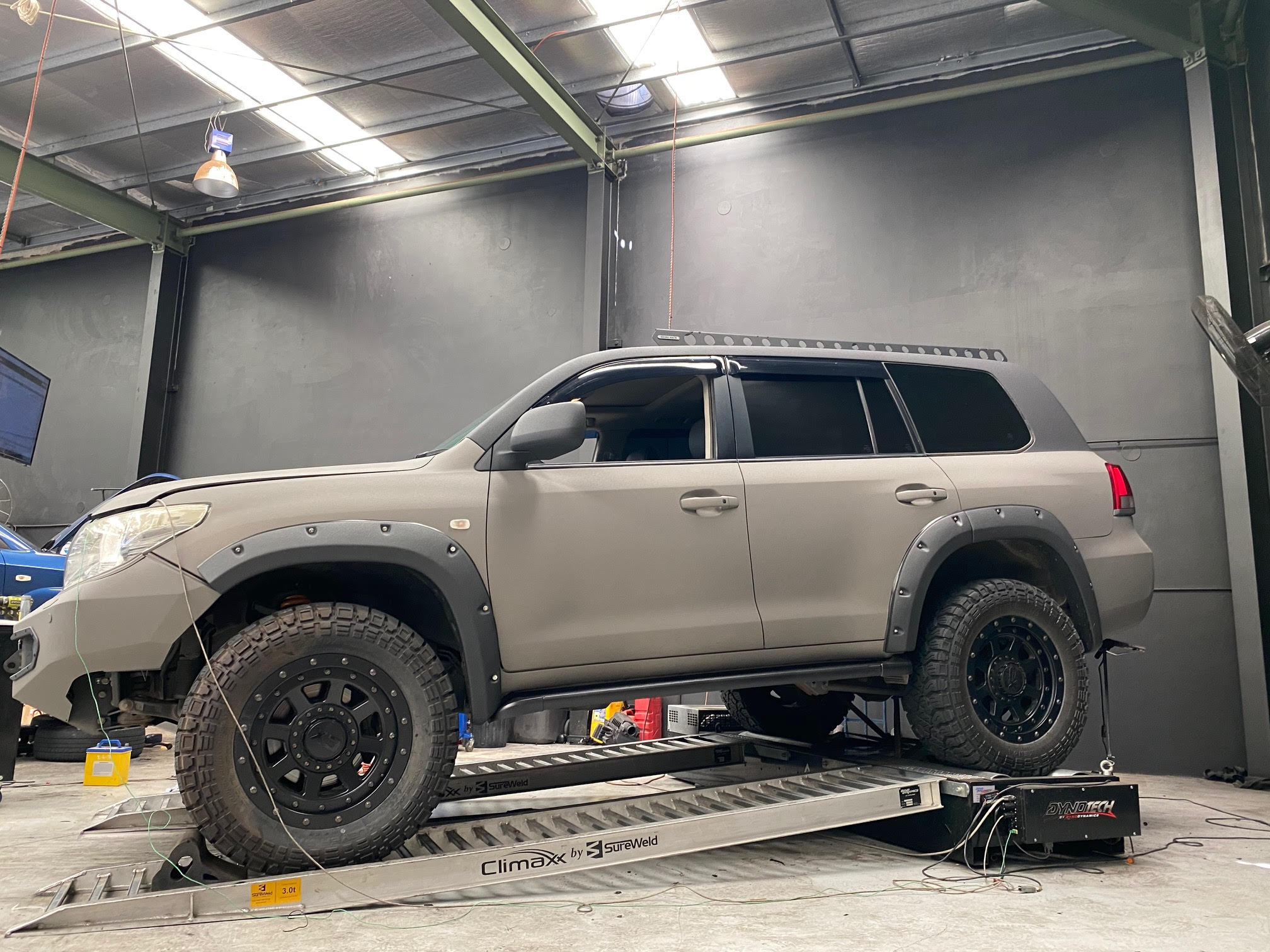 Dyno Tune / Remap – 200 Series Landcruiser