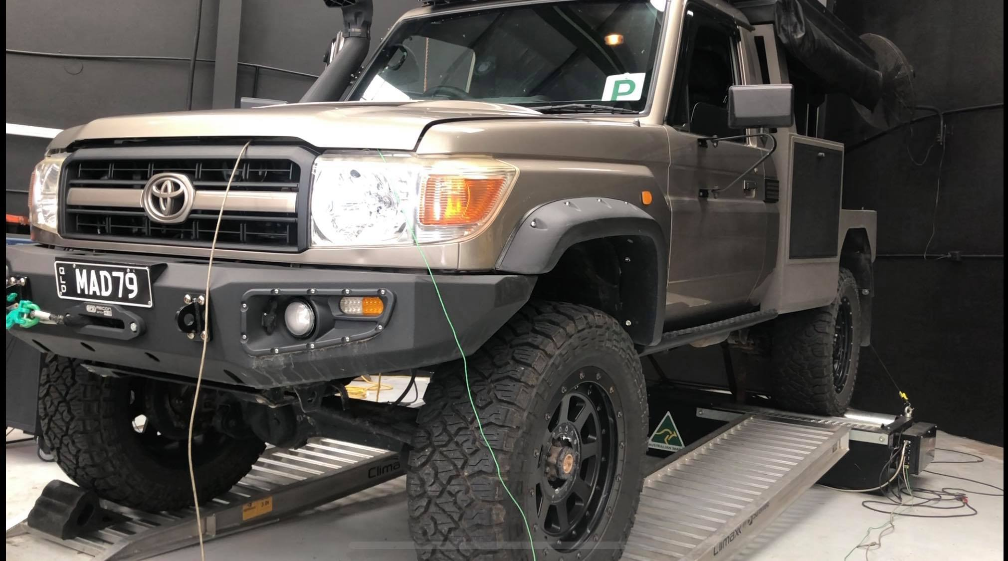 Dyno Tune / Remap – 79  Series Landcruiser