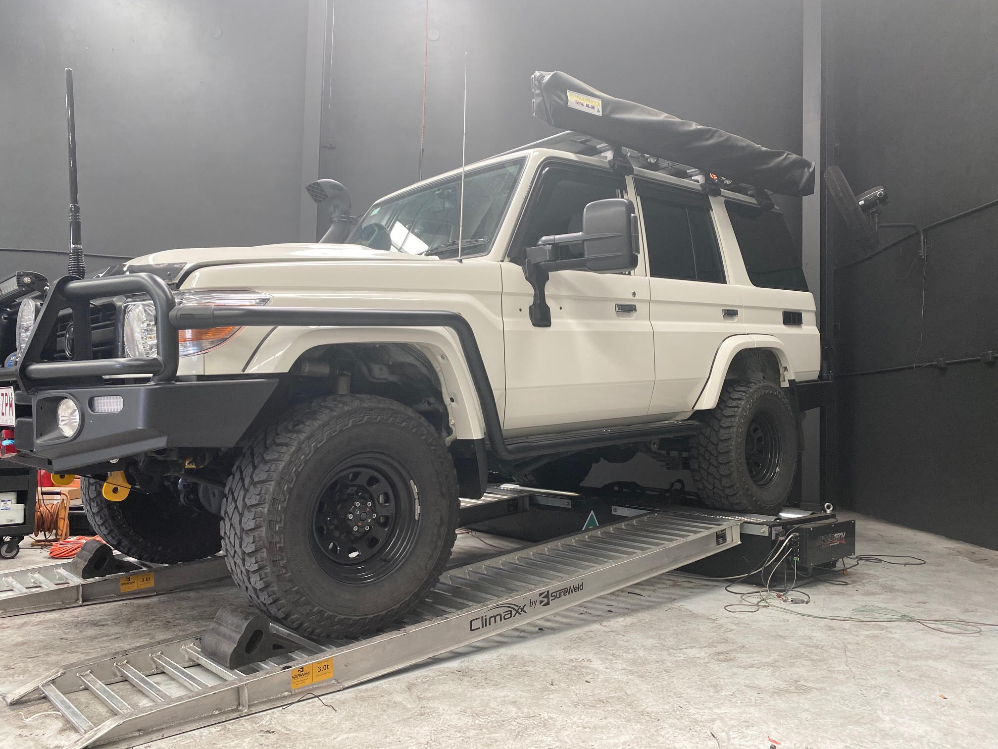 Dyno Tune / Remap – 76 Series Lancruiser