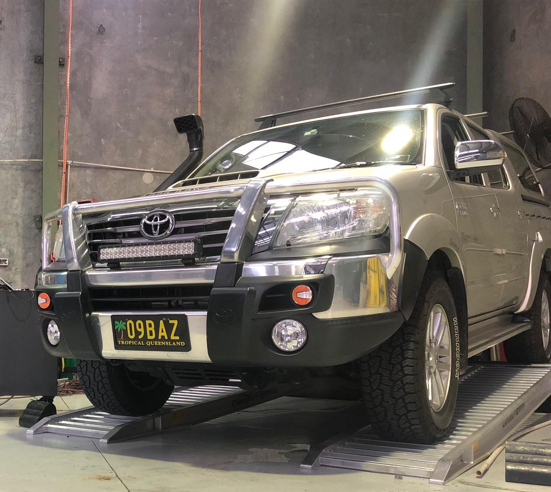 Dyno Tune / Remap – N70 Toyota Hilux