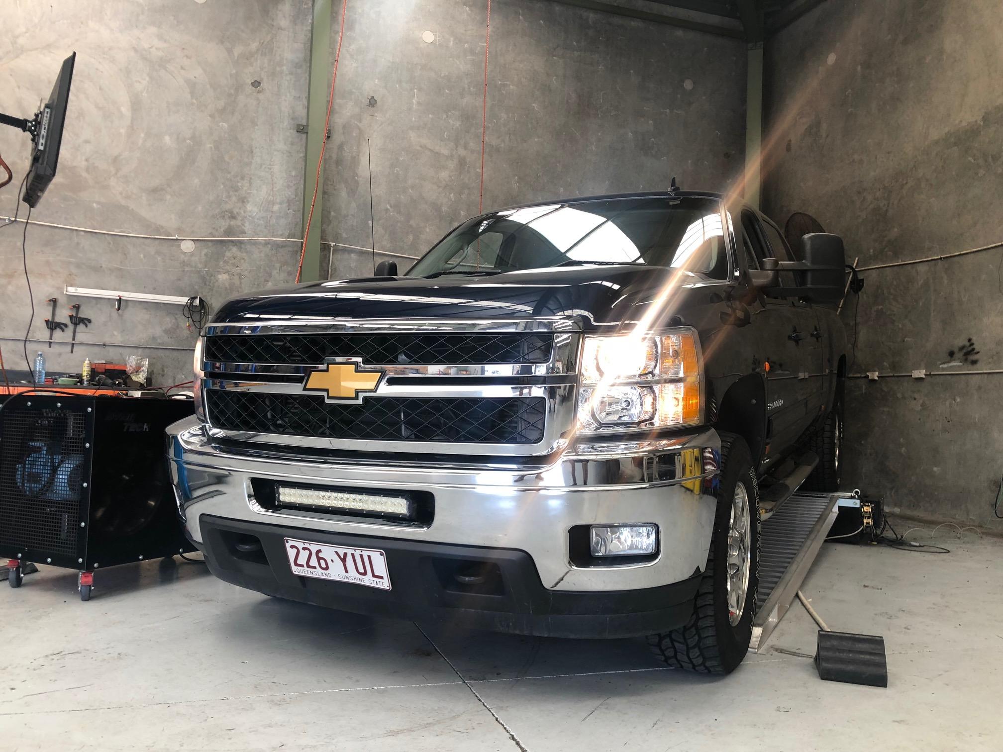 Dyno Tune / Remap Chevrolet Silverado Duramax