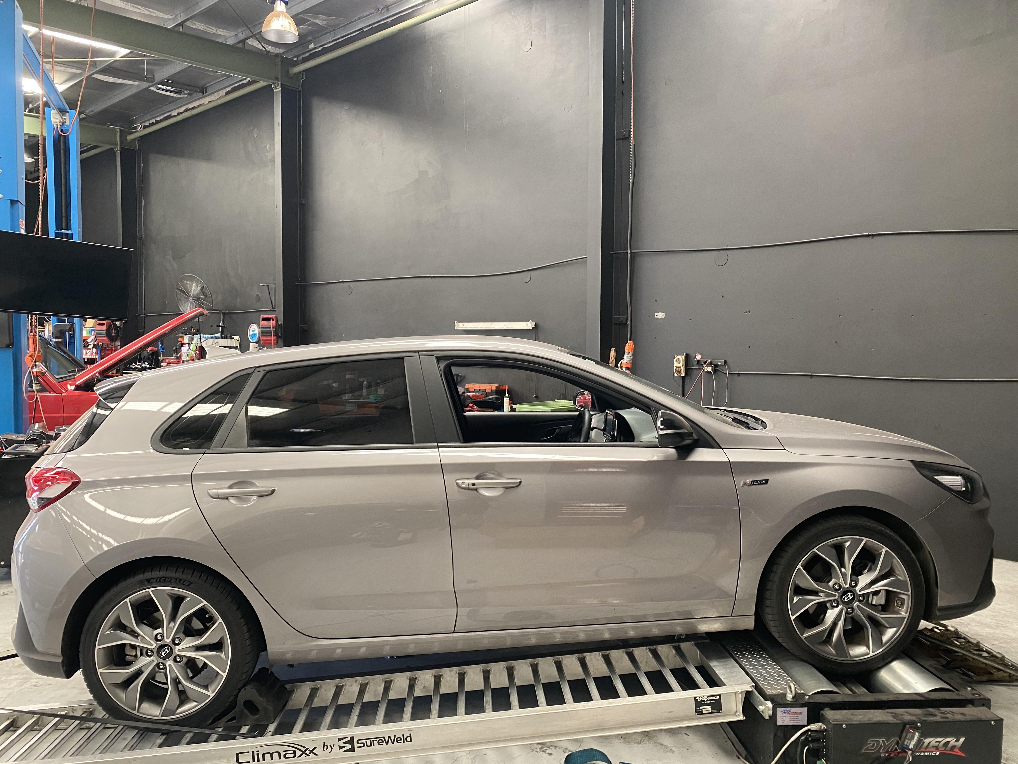 Dyno Tune / Remap – Hyundai I30 – N Series